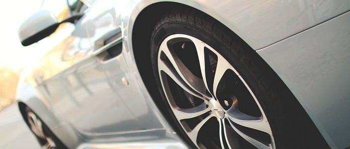 Canva - Luxury car closeup