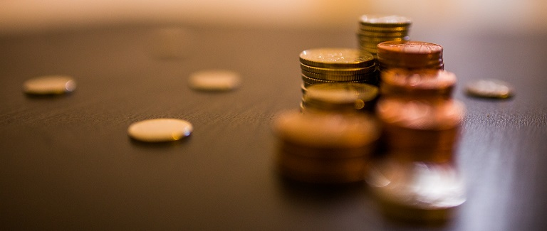 Canva - Shallow Focus Photography of Coins