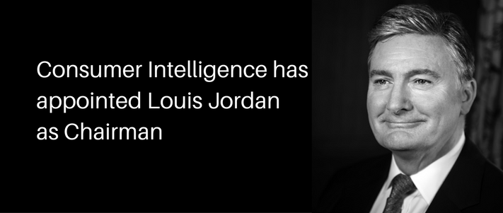 Consumer Intelligence has appointed Louis Jordan as Chairman.png