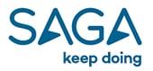 Saga final Logo