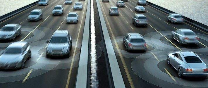 connected cars and telematics