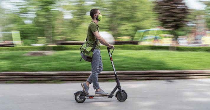 e-scooters jun 21
