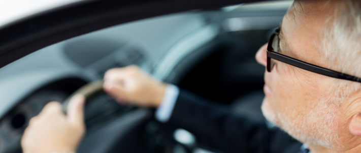 retention of older and younger drivers