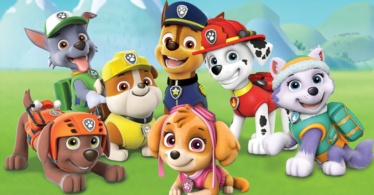 Insuring the PAW Patrol