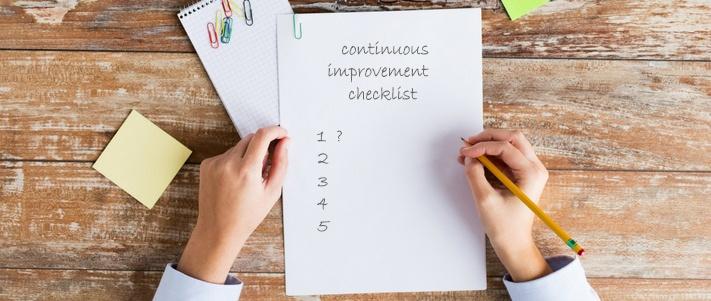 The Call Centre Improvement Checklist